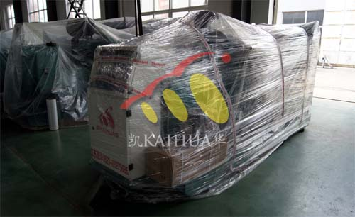 云南普洱油业1台250KW康明斯ATS柴油发电机组今日成功出厂 发货现场 第2张
