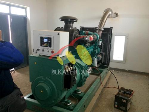 云南瑞丽1台250KW康明斯发电机组近日成功交付 国内案例