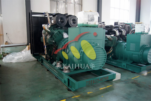 江西人民医院1台640KW无动机组今日成功出厂 发货现场 第1张