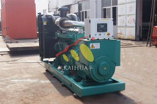南京电气设备公司1台350KW上海柴油发电机组今日成功出厂