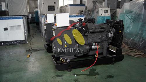 四川4台潍柴动力机组今日成功出厂 发货现场 第2张