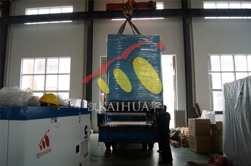 出口坦桑尼亚1台珀金斯静音机组今日成功出厂 发货现场 第3张