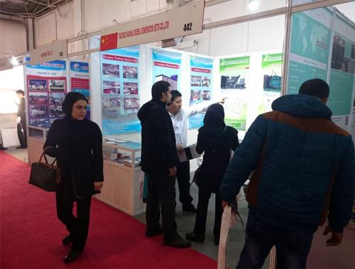 凯华成功参展第15届伊朗国际电力展 公司新闻 第1张