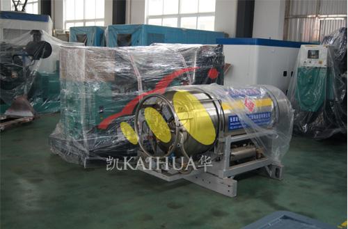 上海铁路公司150KW康明斯燃气机组今日成功出厂 发货现场 第3张