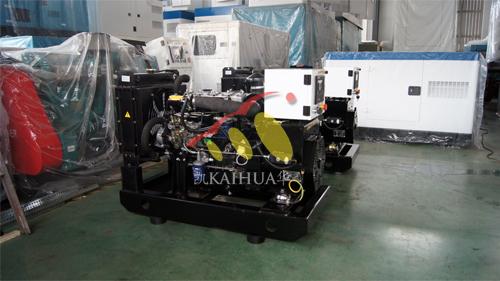 四川4台潍柴动力机组今日成功出厂