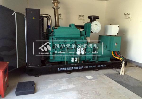 河南制药500KW康明斯发电机组成功交付 国内案例 第2张