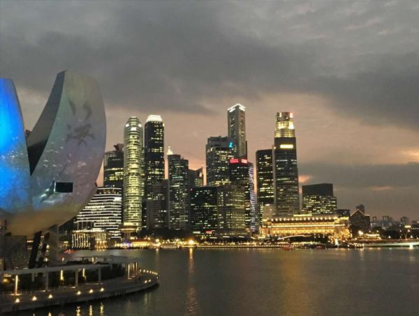 凯华动力成功参展2016年新加坡海事展 公司新闻 第3张