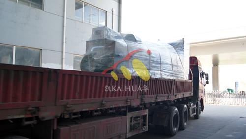 北京数据中心一台1200KW康明斯发电机组成功出厂 发货现场 第2张