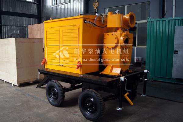安徽水利水泵发电两用机组今日成功出厂 发货现场 第1张