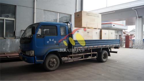 浙江6台18KW常柴发电机组今日成功出厂 发货现场 第2张