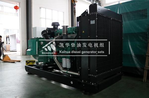 云南酒店300KW康明斯发电机组成功出厂 发货现场 第2张
