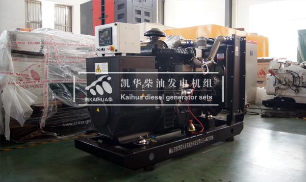 安徽学校200KW上柴发电机组成功出厂