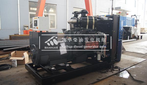 江苏医药三台500KW道依茨发电机组成功出厂 发货现场 第2张