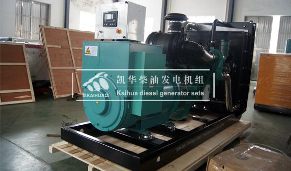 出口新加坡的400KW康明斯发电机组成功出厂 发货现场 第2张