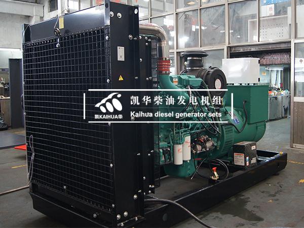 河南两台玉柴发电机组成功出厂 发货现场 第3张