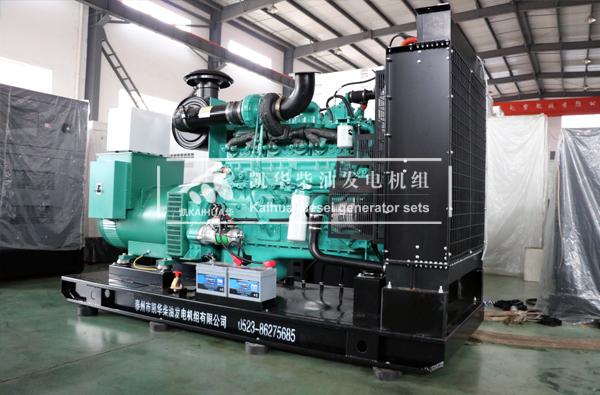 宜昌机电300KW康明斯发电机组成功出厂 发货现场 第2张