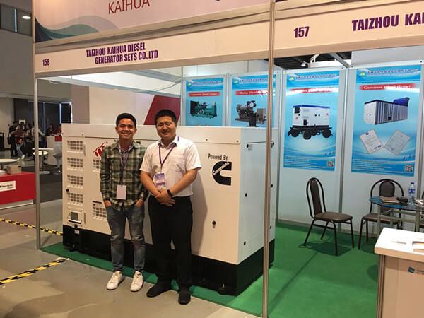 凯华成功参展2018年菲律宾电力能源展 公司新闻 第1张