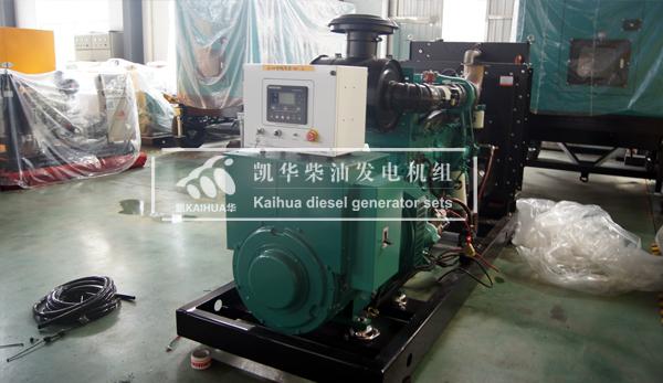 海南食品300KW康明斯发电机组成功出厂 发货现场 第2张