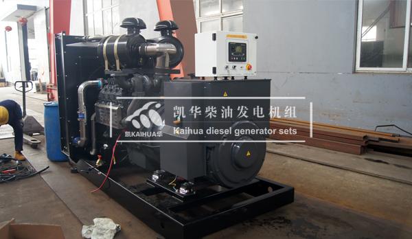 江苏医药三台500KW道依茨发电机组成功出厂 发货现场 第1张
