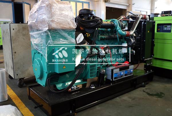 徐州电力两台康明斯发电机组今日成功出厂 发货现场 第2张