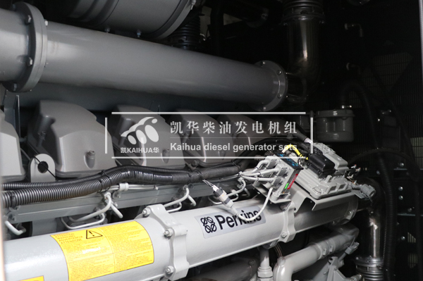出口尼日利亚的1350KW珀金斯发电机组成功出厂 发货现场 第2张