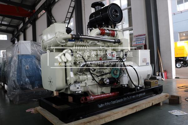 170KW康明斯船用发电机组出口新加坡