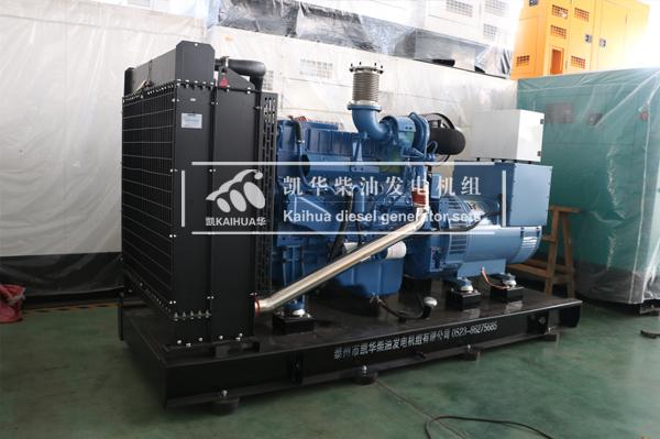 海南人防300KW玉柴柴油发电机组今日成功出厂 发货现场 第2张