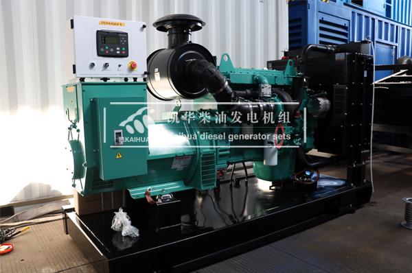 西安200KW康明斯发电机组成功出厂 发货现场 第1张