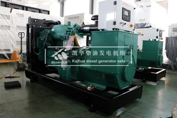 上海道路两台康明斯发电机组成功出厂 发货现场 第2张