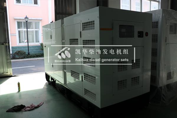 四川电力100KW静音发电机组成功出厂 发货现场 第2张