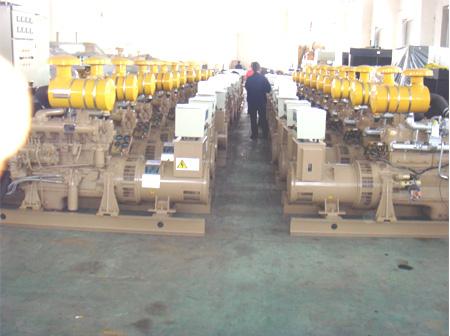 120台出口到沙特阿拉伯的柴油发电机已完成装运 公司新闻 第1张