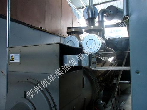 宁波机电公司800KW康明斯机组成功安装 国内案例 第1张