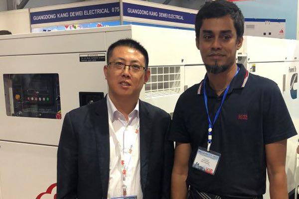 凯华成功参展2019年缅甸博览会 公司新闻 第3张