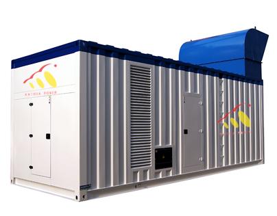 集装箱式柴油发电机组
