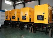 移动拖车柴油发电机组 特殊机型 第3张