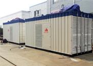 集装箱式柴油发电机组 特殊机型 第4张