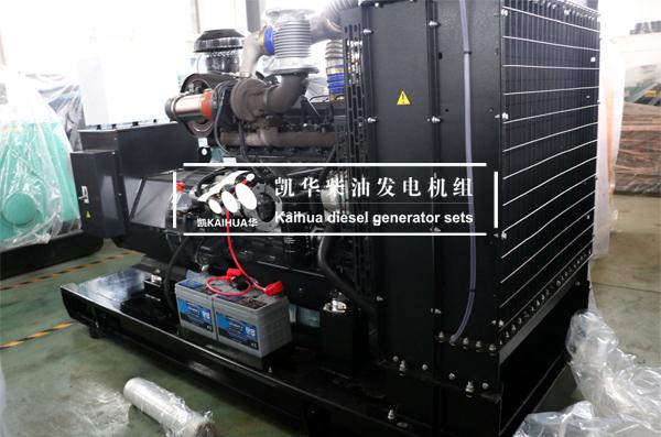 祝贺合肥能源200KW上柴发电机组今日成功出厂 发货现场 第2张