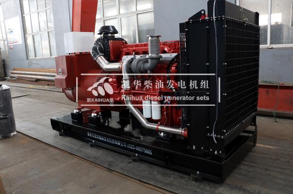 四川烟草400KW玉柴发电机组成功出厂 发货现场 第2张