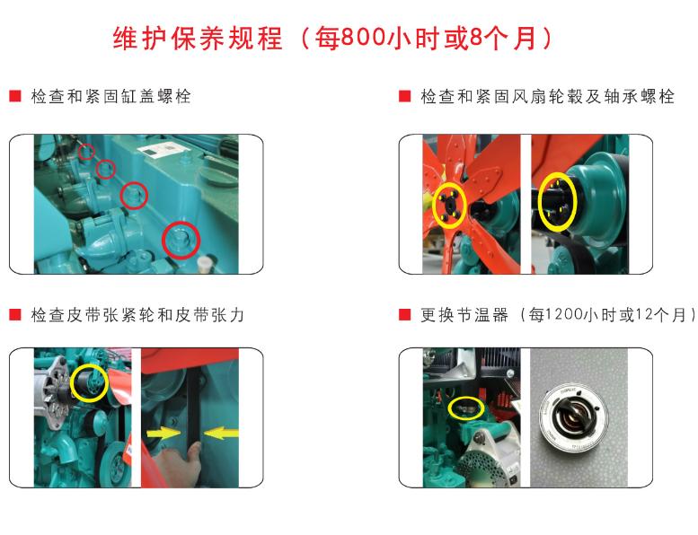 康明斯柴油发动机保养手册【2】 知识库 第5张
