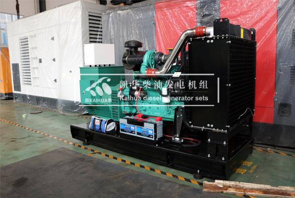 江苏农业150KW康明斯发电机组今日成功出厂 发货现场 第2张
