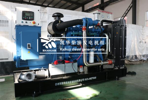 南宁消防200KW玉柴柴油发电机组今日成功出厂 发货现场 第1张