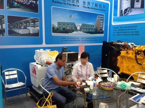 凯华参展第114届中国进出口商品交易会现场 公司新闻 第2张