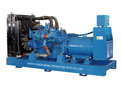 500千瓦柴油发电机组每小时耗油量计算方法 知识库