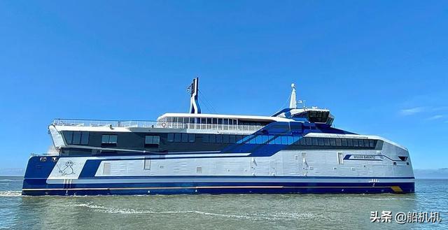 MTU首台移动式燃气动力客运渡轮在荷兰试航成功 行业动态 第1张