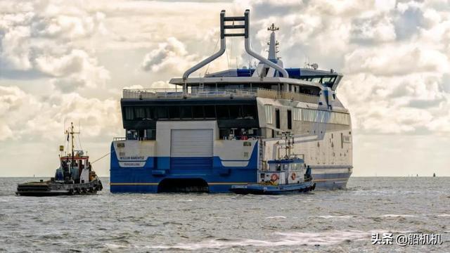 MTU首台移动式燃气动力客运渡轮在荷兰试航成功 行业动态 第3张