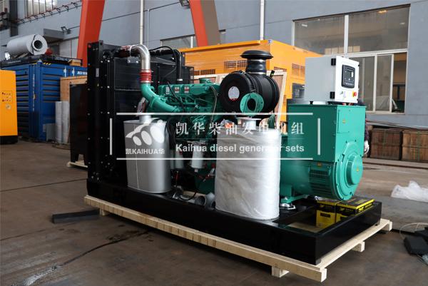 印尼客户400KW康明斯发电机组成功出厂