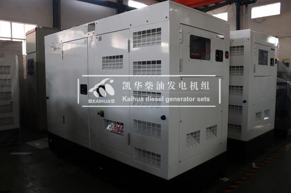 祝贺印尼客户2台珀金斯发电机组成功出厂