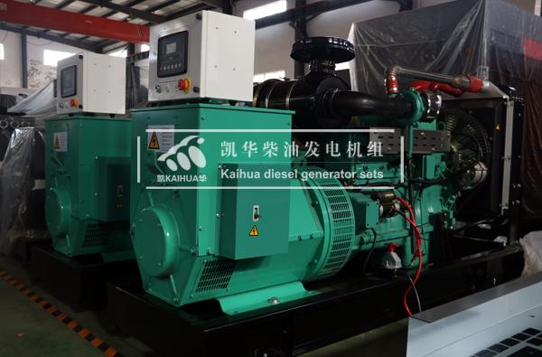 祝贺安徽某养殖场2台柴油发电机组成功出厂