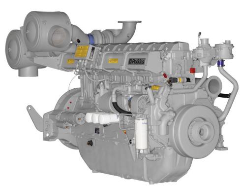 Perkins 4008TAG2A机型介绍及技术参数 知识库